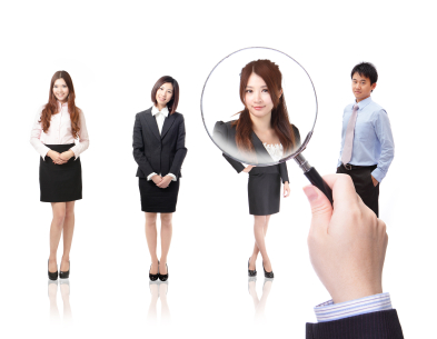 filtering candidates to retain only the best ones for your requirements